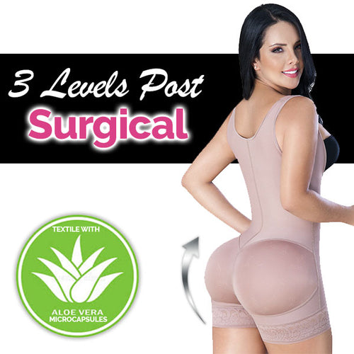 1033 PRIMAVERAL EVERYDAY WEAR/POST PARTUM/POST SURGICAL - FAJAS COLOMBIANAS MELIBELT
