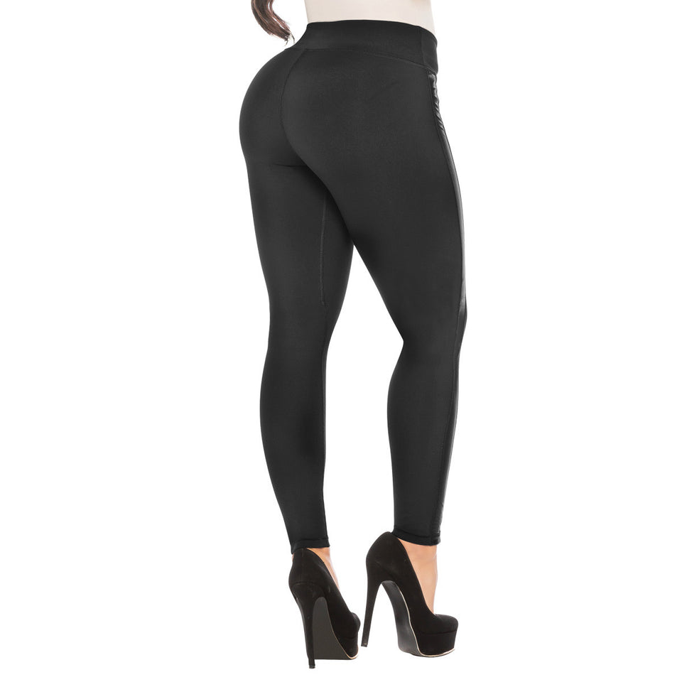 7104 Booty Lifting Colombian Leggings