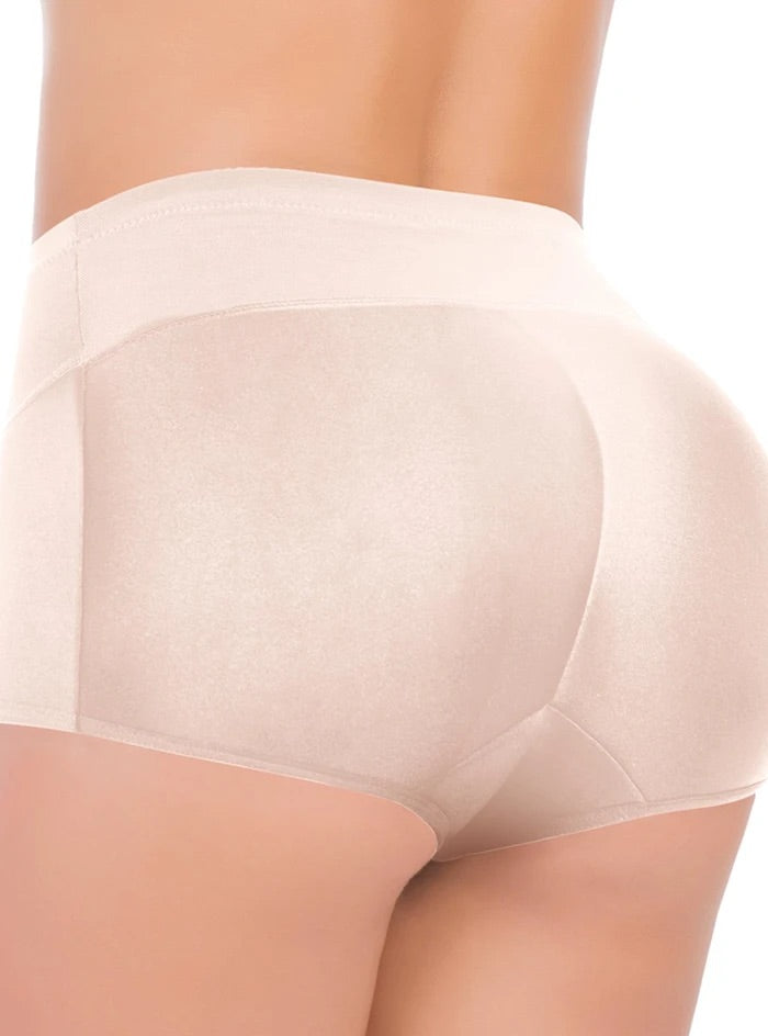 UPL High Waisted Booty Lifting & Shaping Panty - Padded Booty Enhancer - Tummy Control - EveryDay Wear Faja