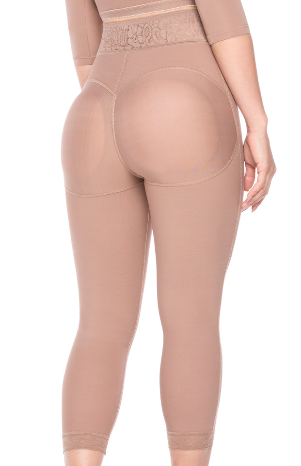 5014 Long Leg Shaper Fajas Melibelt - Booty🍑 Lifter - Shapewear - Everyday Wear