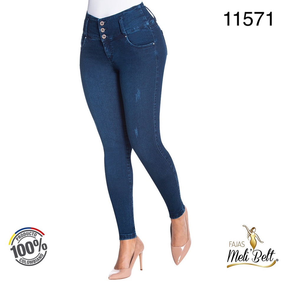 Colombian Booty🍑 Lifting Jeans - Jean Levanta Cola