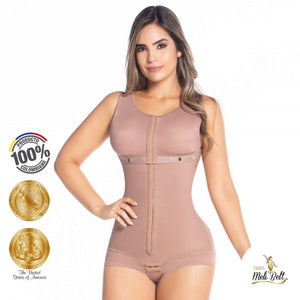 1030 Rosalia (Adjustable Body Belly Lifter & Reducer/High Compression) Fajas Melibelt