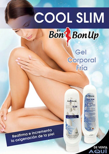 Bon Bon Up Cool Slimming Gel - Bon Bon Up Gel Corporal Fría