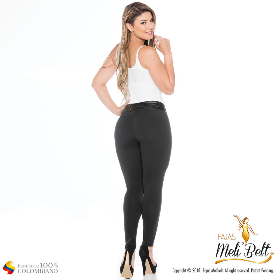 7110 Booty Lifting Colombian Leggings