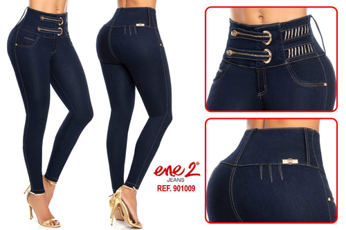 Colombian Booty🍑 Lifting Jeans ENE2 Jeans Ref; 901009