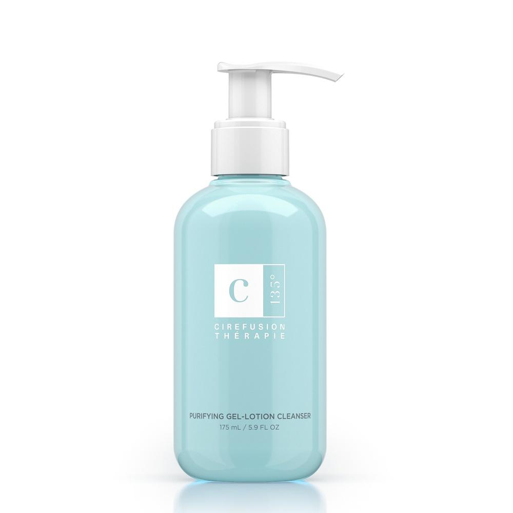 Purifying Gel-Lotion Cleanser-Cirefusion-European Wax Center