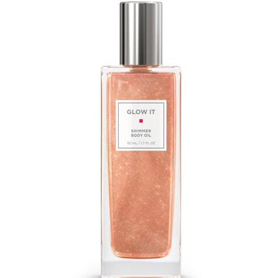 Glow It Shimmer Body Oil-Strut Smoothly-European Wax Center