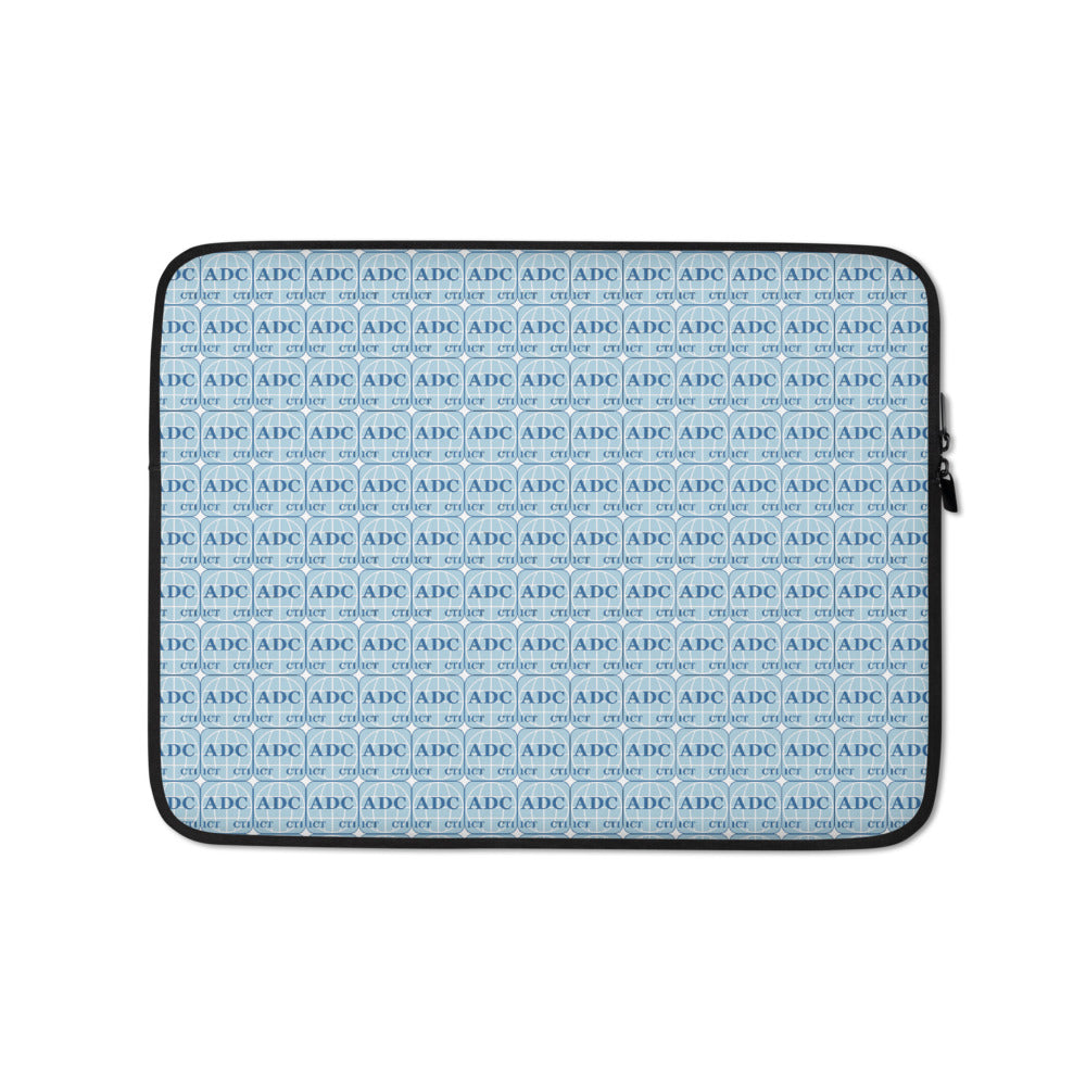 ADC - Pattern Laptop Sleeve