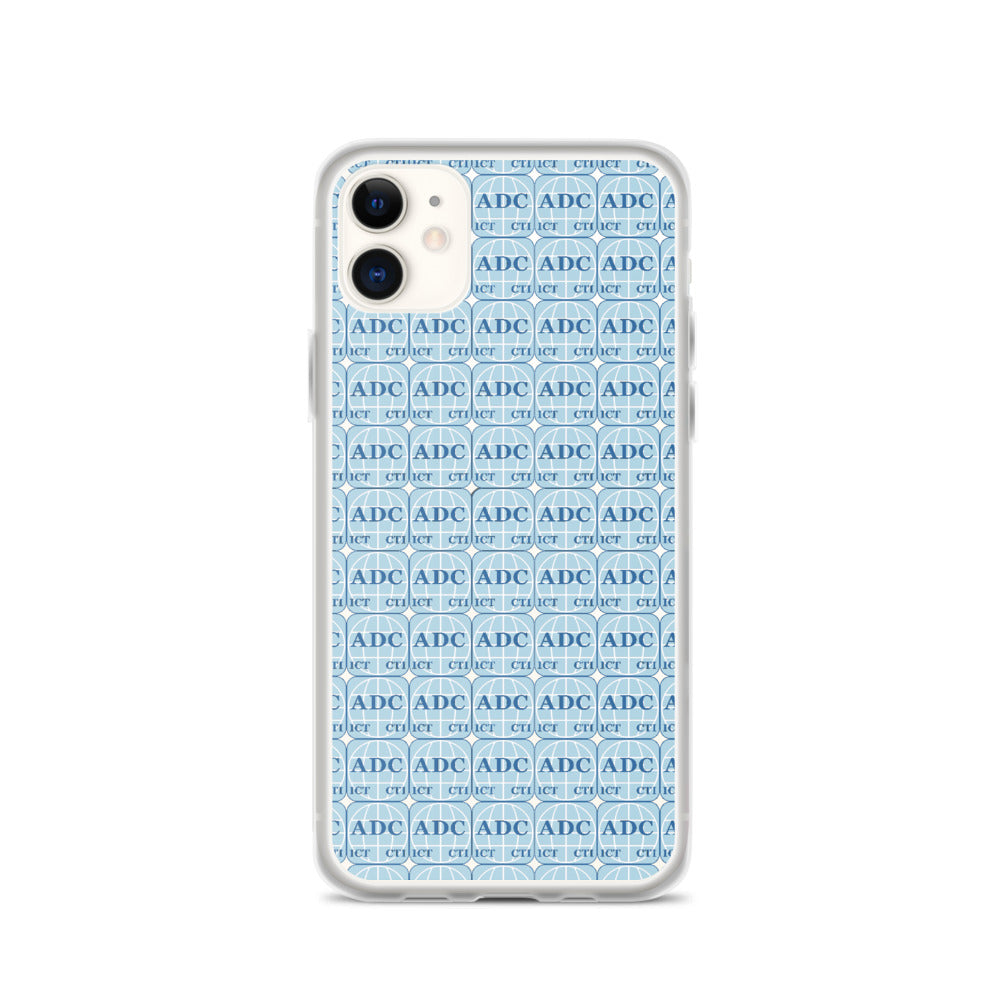 ADC - Pattern iPhone Case