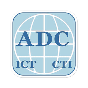 ADC - Bubble-free stickers