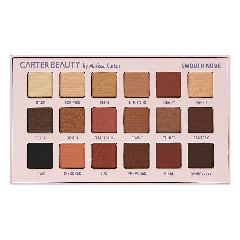 Smooth Nude 18-shade Palette
