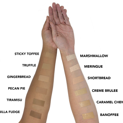 Full Measure Creme Brulee HD Foundation
