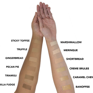 Full Measure Marshmallow HD Foundation