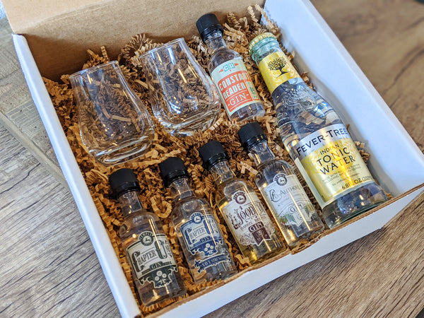 Gin Tasting Kit At-Home Experience