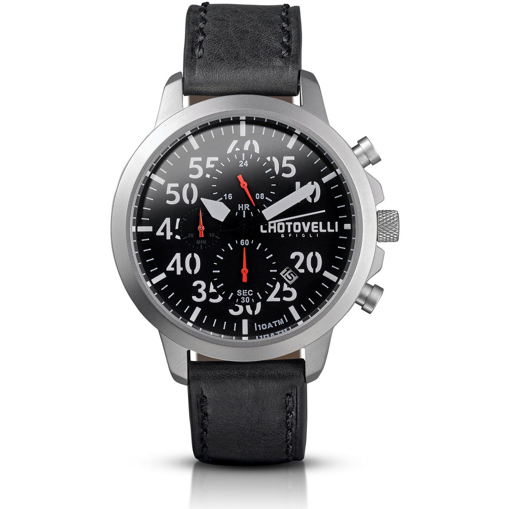 Military Aviator Watch / Jts 3300-11