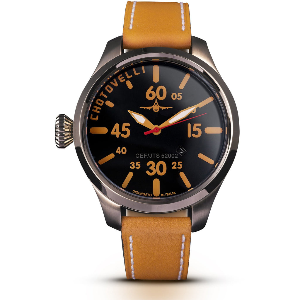 Pilot Aviator Watch / Jts 5200-2