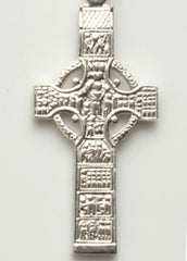 Muiredeach High Cross: Sterling Silver with Amethyst