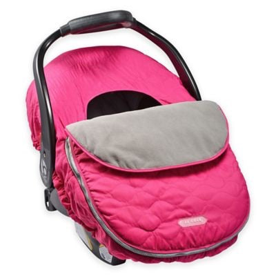 JJ Cole Car Seat Cover - Pink
