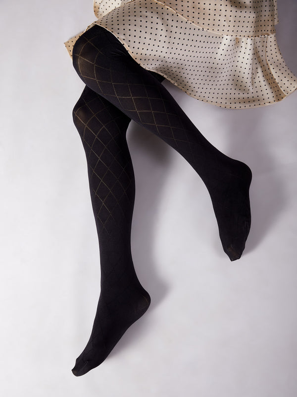 Black Diamond Stockings