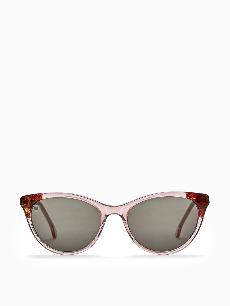 Blush Cat Eye Sunglasses