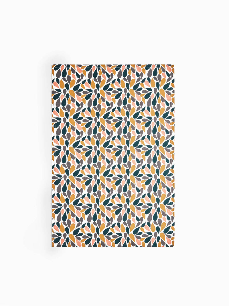 Floral Printed Kitchen Towels