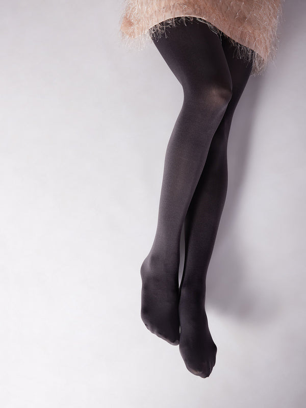 Grey Classic Stockings