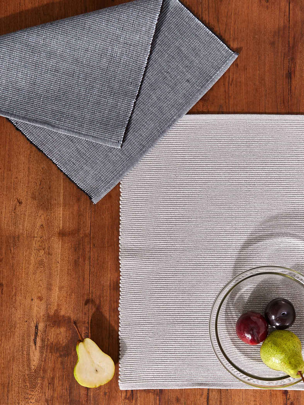 Grey Placemat Set