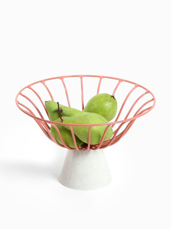 Gulbagh Fruit Bowl & Planter by Anantaya