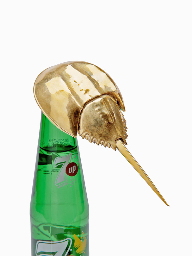 Horseshoe Crab Bottle Opener by AnanTaya