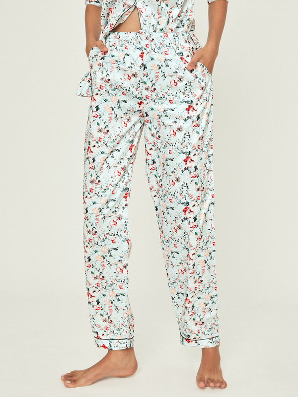 Ice Floral Sleep Pyjamas