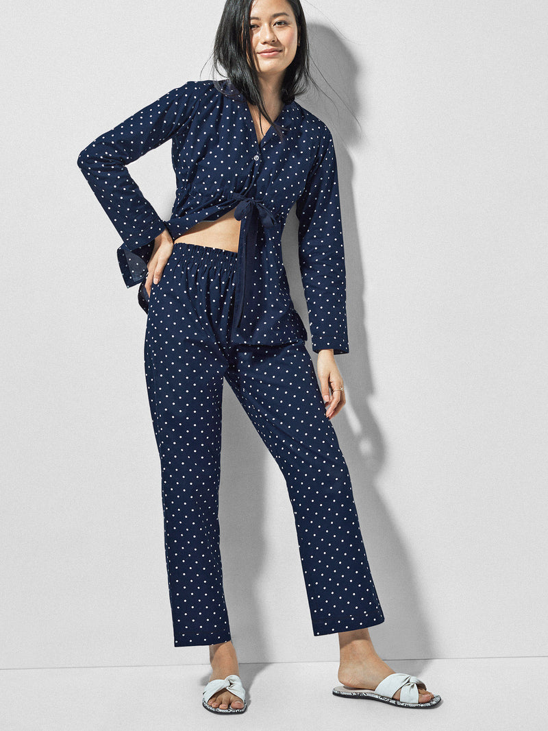 Midnight Polka Sleep Pyjamas