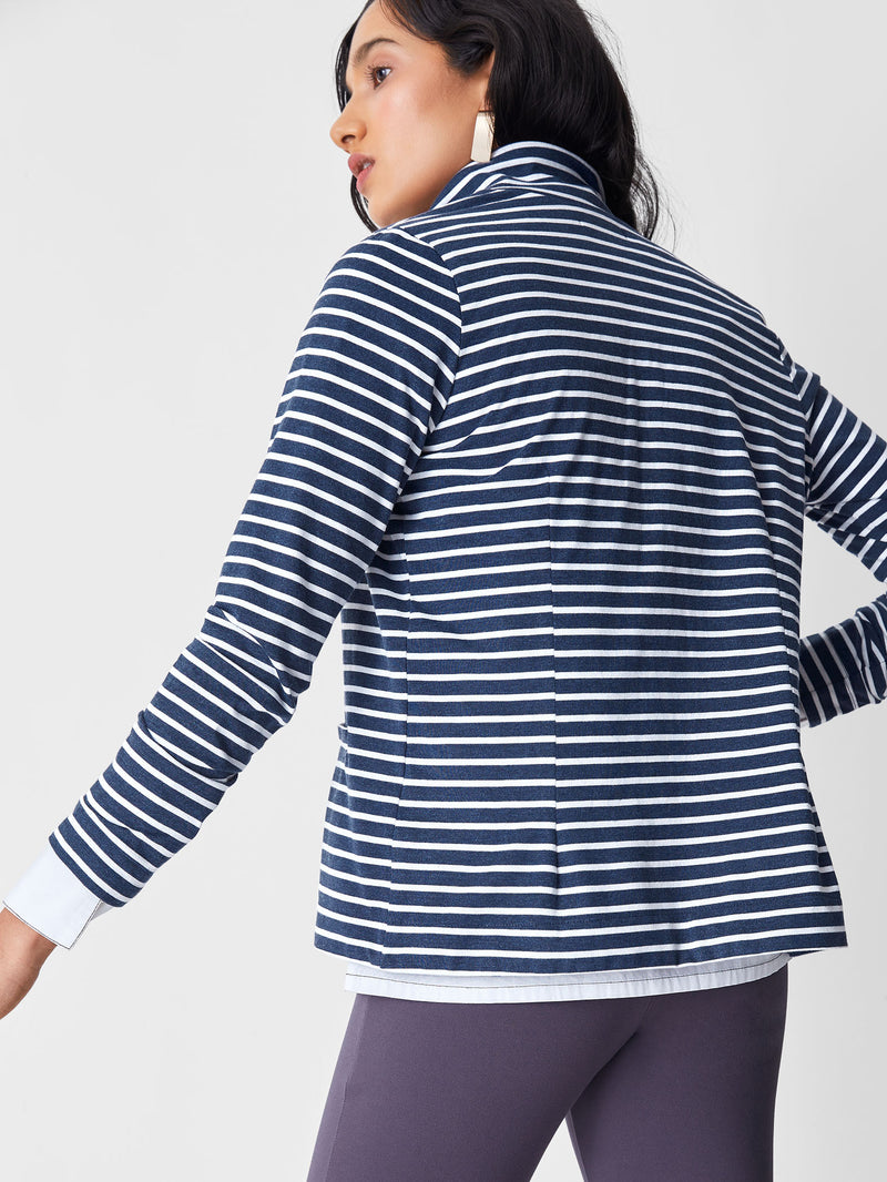 Midnight Stripe Jacket