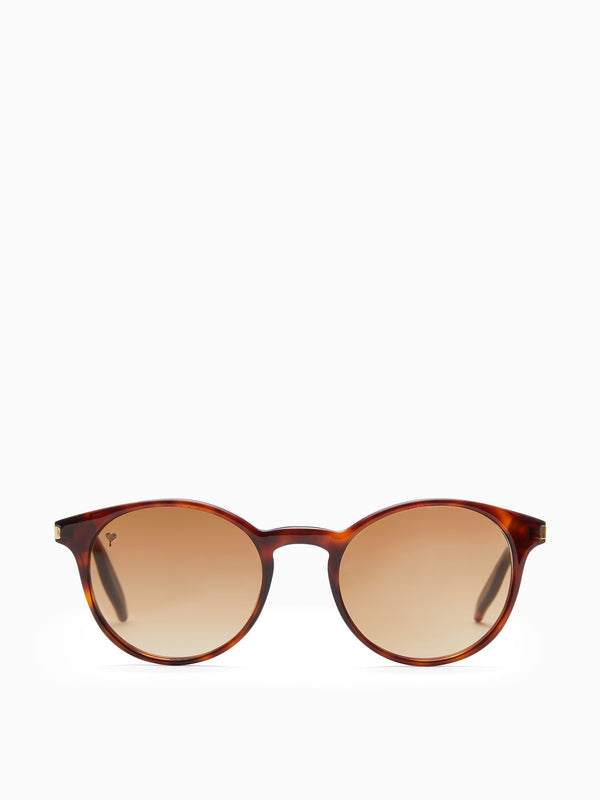 Mocha Cat Eye Sunglasses