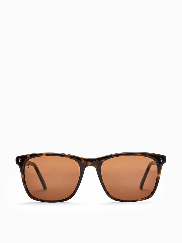 Mocha Square Sunglasses