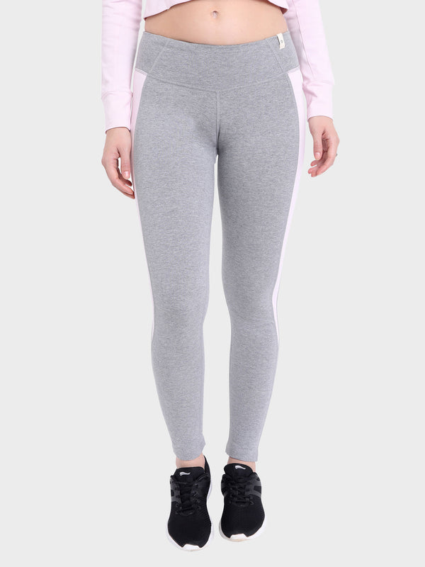 Ravi Legging Heather Grey By Satva