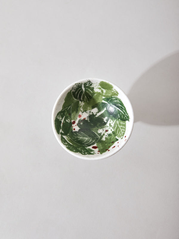 Foliage Dessert Bowl by Anantaya