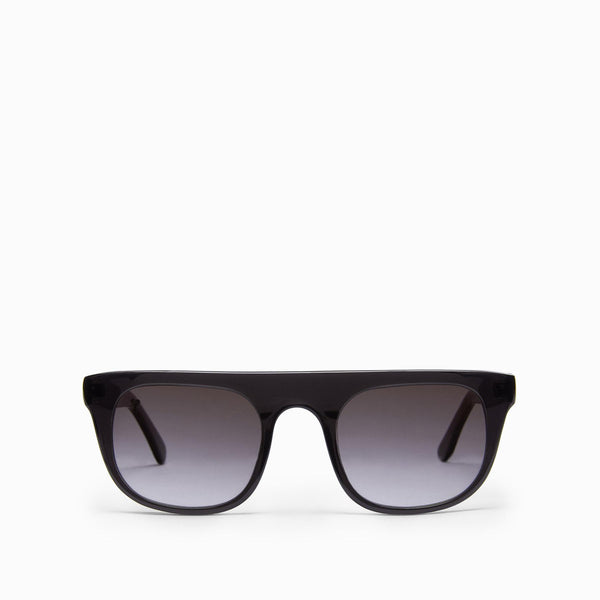 Black Square Bridge Sunglasses