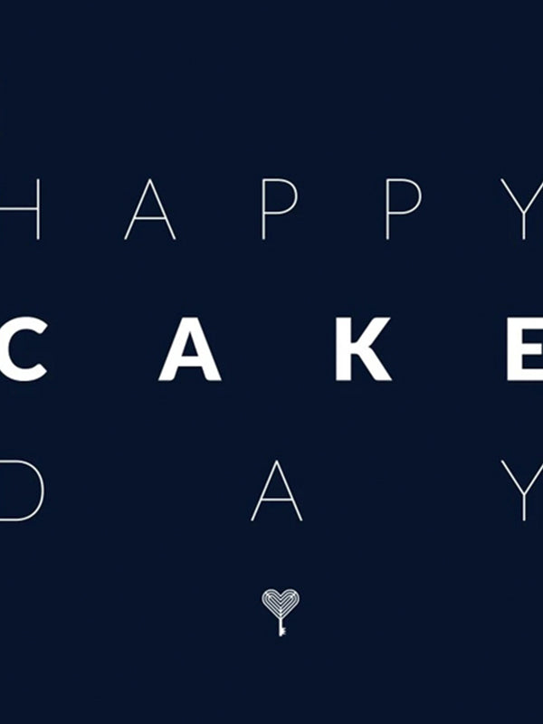 Happy Cake Day E-Gift Card