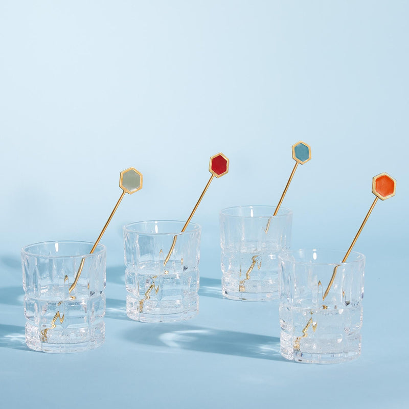 Hexagon Stirrers