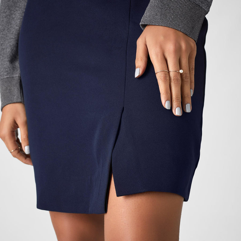 Midnight Asymmetrical Skirt
