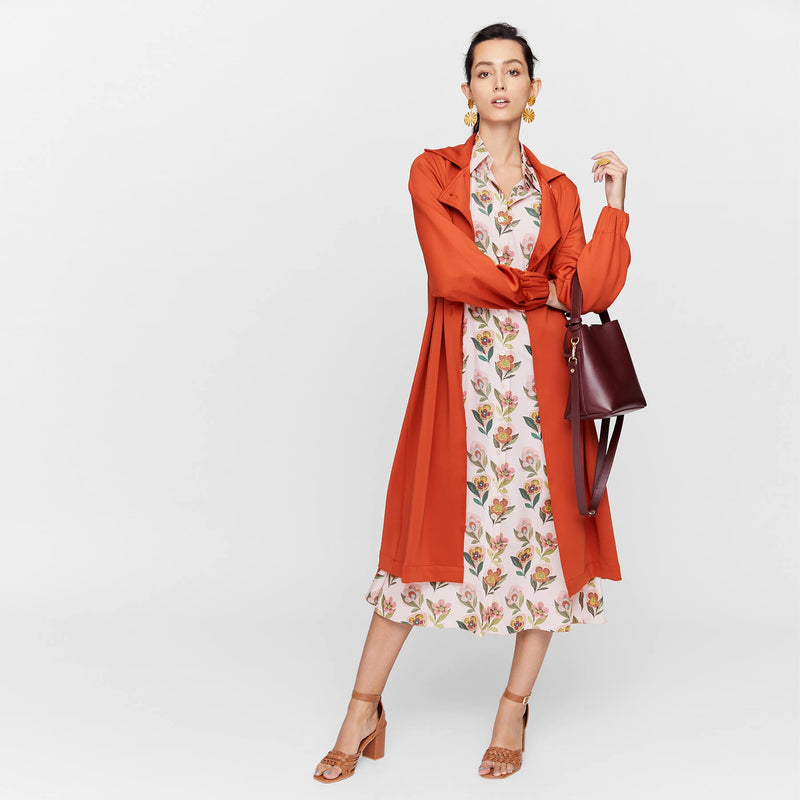 Meadow Shirt Dress by Payal Singhal