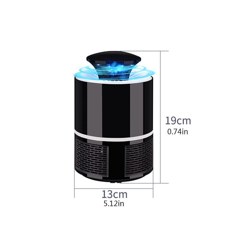 New Summer 2020 Mosquito Killer Lamp USB Electric No Noise No Radiation Insect Killer Flies Trap Lamp Anti Mosquito Lamp Home