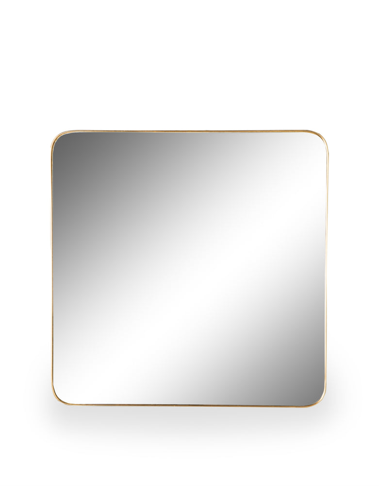 Large Gold Arden Mirror