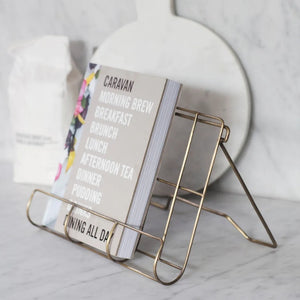 Cook Book Holder