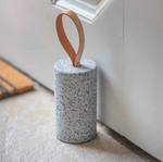 Raw Granite Door Stop