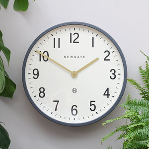 Grey Master Edwards Clock