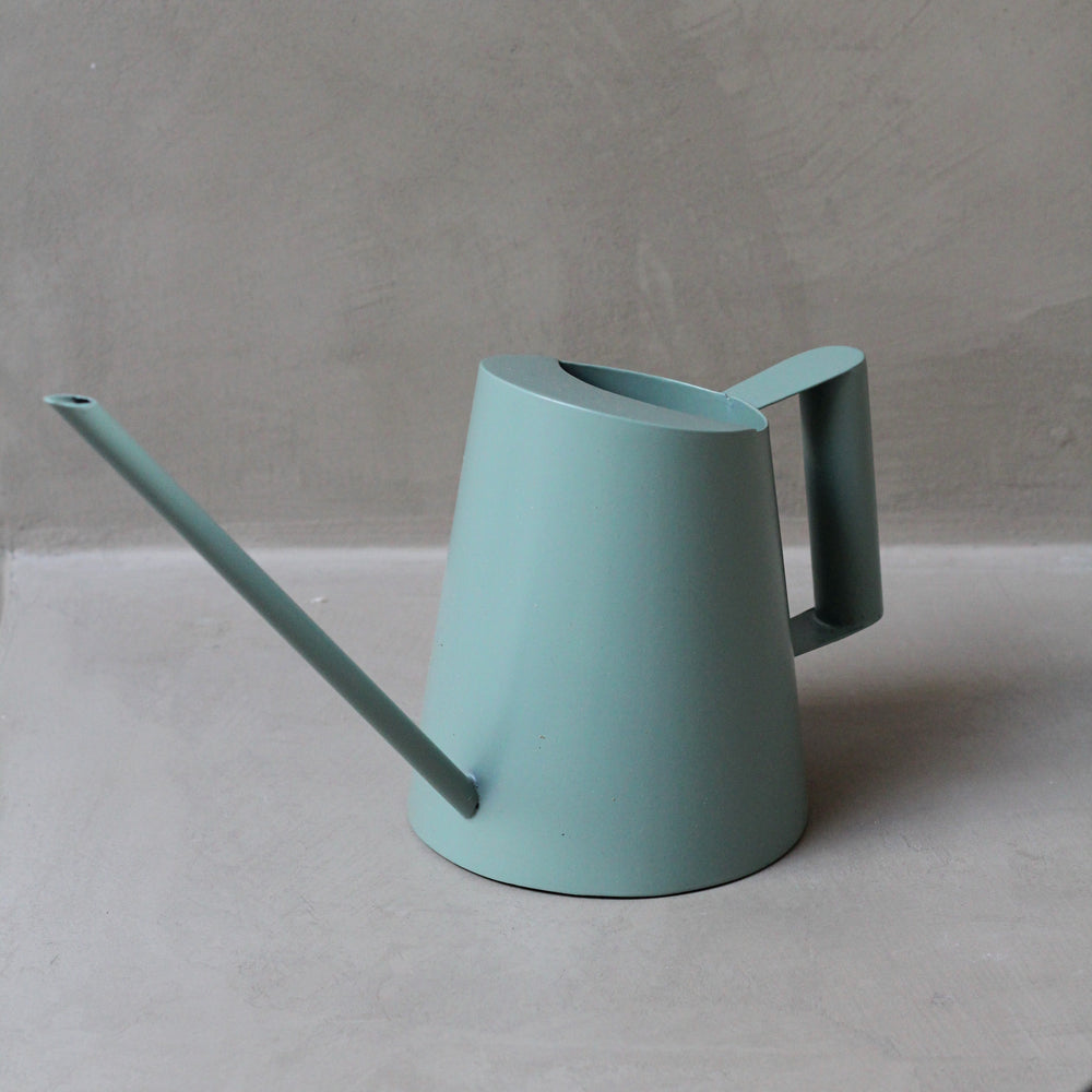 Green 'Long Pour' Watering Can