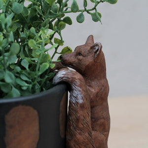 Fox Pot Hanger