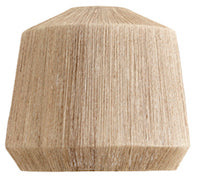 Large Jute Lampshade