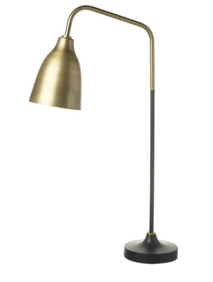 Black and Gold Table Lamp